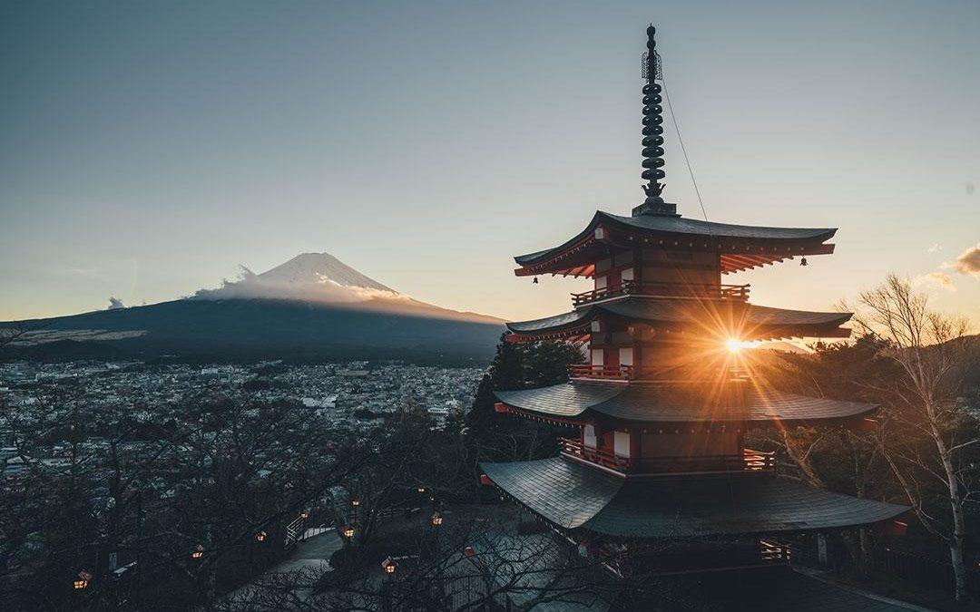 3 sites touristiques immanquables à visiter au Japon